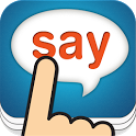Tap & Say - Travel Phrasebook icon