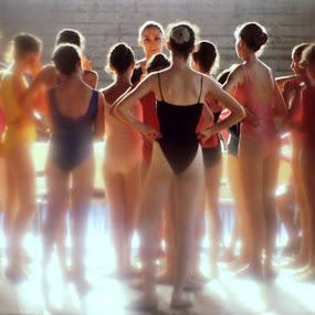Ecole de dance by Pier Riccardo Vanni - People Group/Corporate