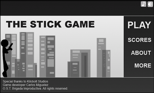 The Stick Game Beta- screenshot thumbnail