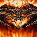 Dragon Fire Live Wallpaper icon