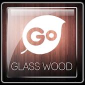 Glass Wood Go Keyboard