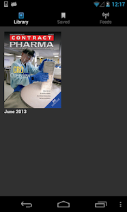 Contract Pharma - screenshot thumbnail