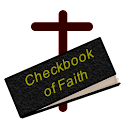 Checkbook of Faith logo
