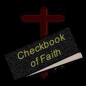 Checkbook of Faith