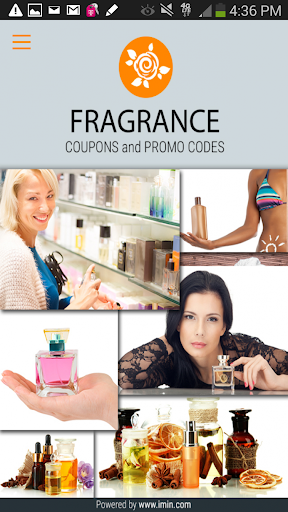 Fragrance Coupons - I'm In