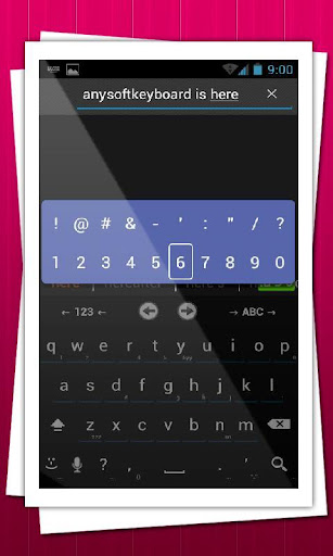 玩社交App|Handy Expedite Keyboard免費|APP試玩