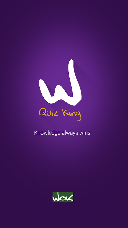 Quiz King- screenshot