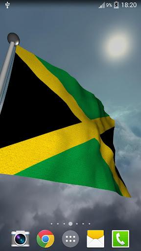 Jamaica Flag + LWP