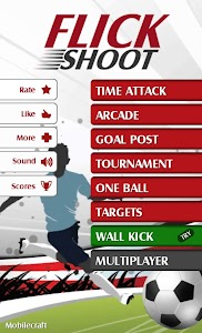 Flick Shoot (Soccer Football) v3.3.10