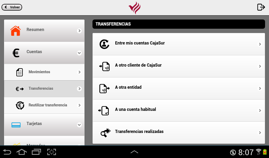 Cajasur android apps on google play for Oficinas cajasur