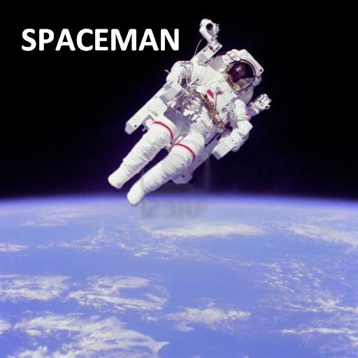 Spaceman LOGO-APP點子