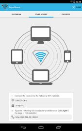 SuperBeam | WiFi Direct Share Screenshot 20
