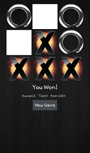 Noughts and Crosses Free- screenshot thumbnail