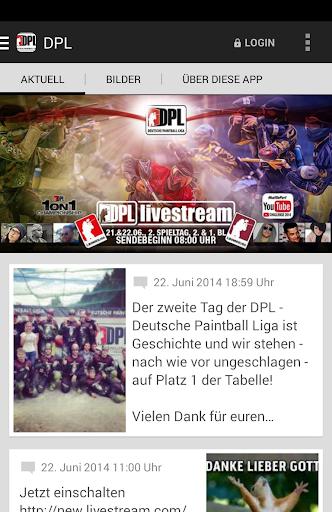 DPL - Deutsche Paintball Liga