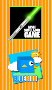 Laser Simulator Blue Bird