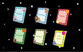 Screenshot of Baby Flashcards Learn & Play