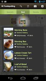 Foodspotting Screenshot 3