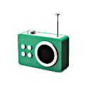 AndroRadio logo