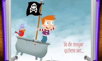 Screenshot of Yo quiero ser... Pirata