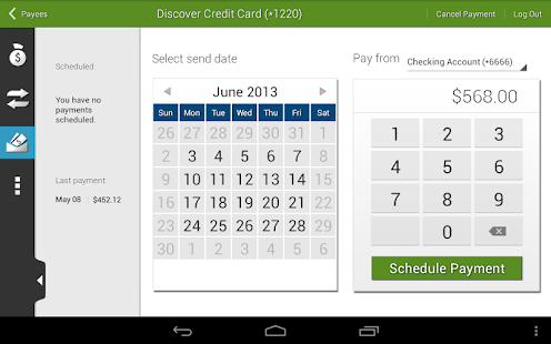 First Federal Mobile Banking - screenshot thumbnail