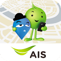 AIS Guide&Go logo