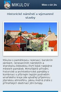 Mikulov- screenshot thumbnail