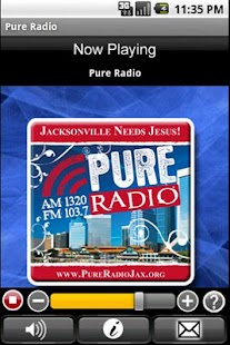 Pure Radio - screenshot thumbnail