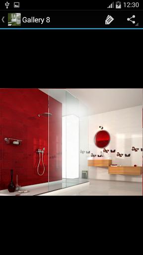 Bathroom tile ideas app app for Bathroom designs app