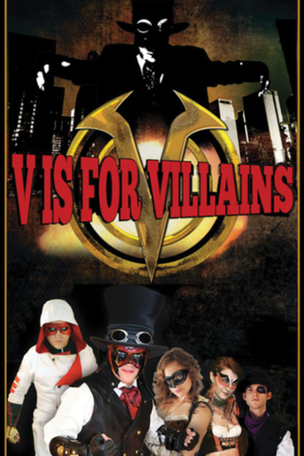 V Is For Villains - screenshot