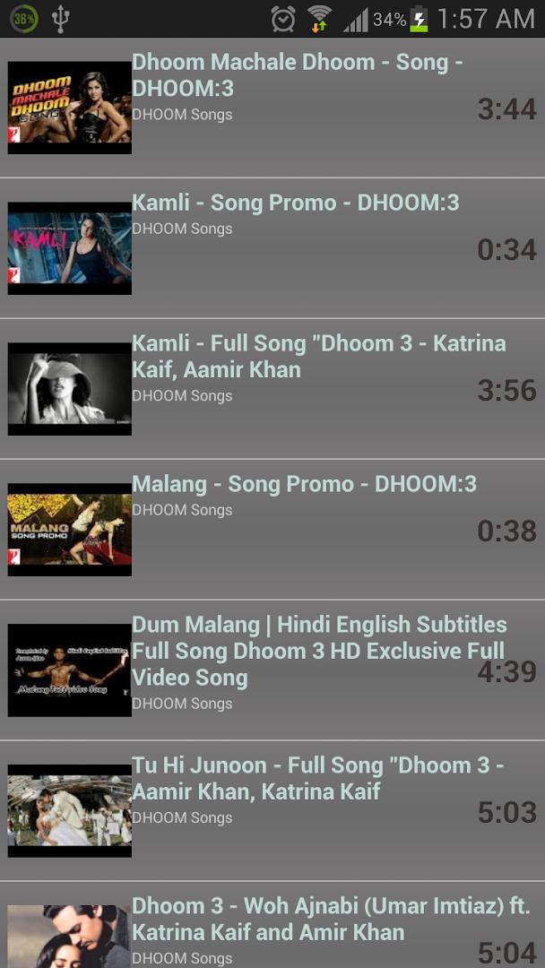 Kamli Dhoom 3 1080p Free Download