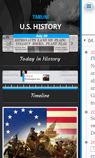 Timeline - U.S. History - screenshot thumbnail