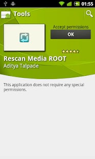 Rescan Media ROOT- screenshot thumbnail