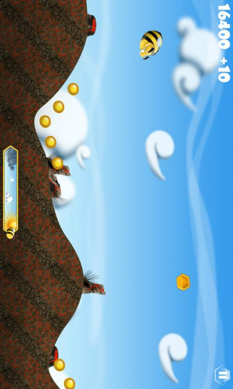 Tiny Bee Free - screenshot
