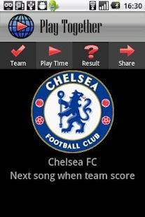 Play Together - Football Songs - screenshot thumbnail