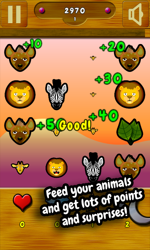 Zoolicious - screenshot