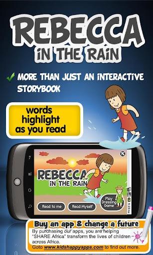 Rebecca's Positive Story Book