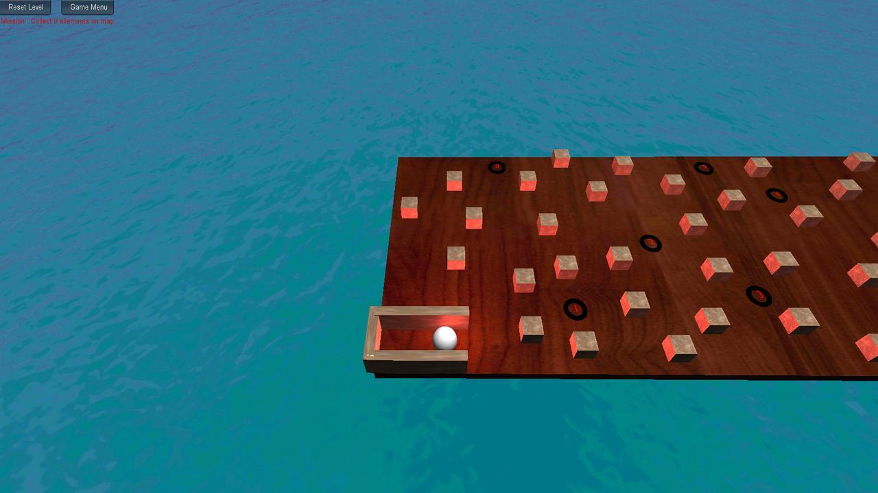 Table Ball 3D Lite - screenshot