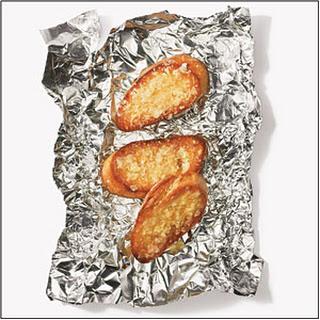 Broiler Garlic Bread