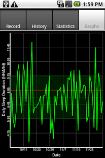 Sleepmeter- screenshot thumbnail