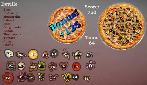 DeVille Pizza