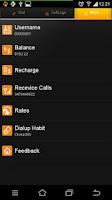 Screenshot of GlobalTalk- free phone calls
