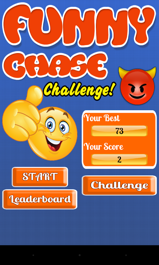 Funny Chase Challenge- screenshot