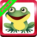 Frog Funny Sounds icon
