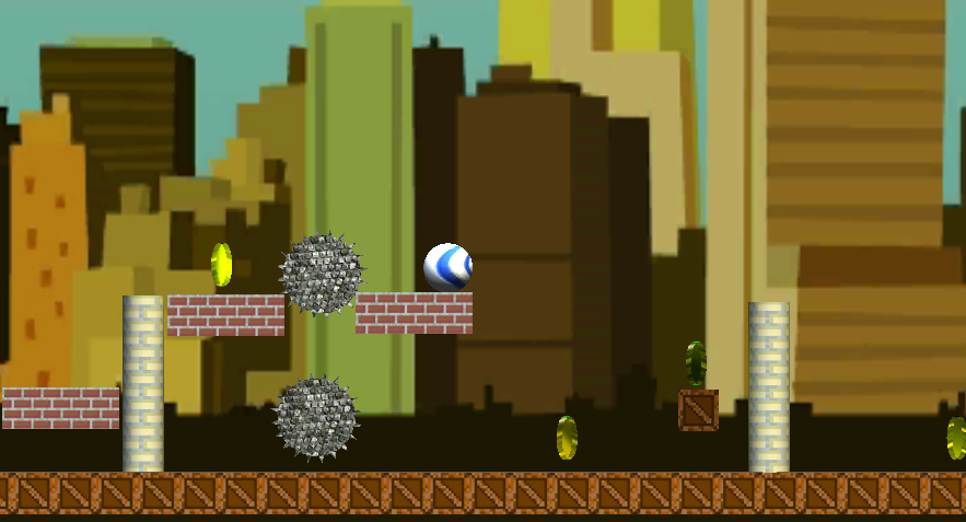 Bounce Ball Beta - screenshot