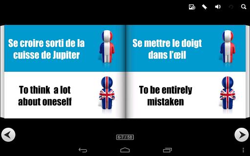 教育必備APP下載|50 French idioms 好玩app不花錢|綠色工廠好玩App