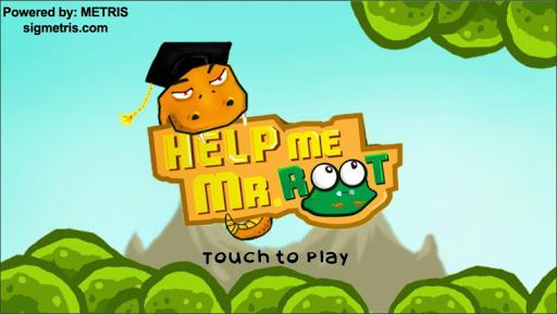 METRIS: Help Me Mr. Root