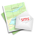 Androzic SMS Plugin icon