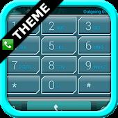 exDialer Cyanogen Theme