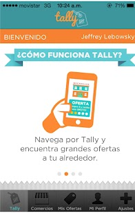 Tally Colombia- screenshot thumbnail