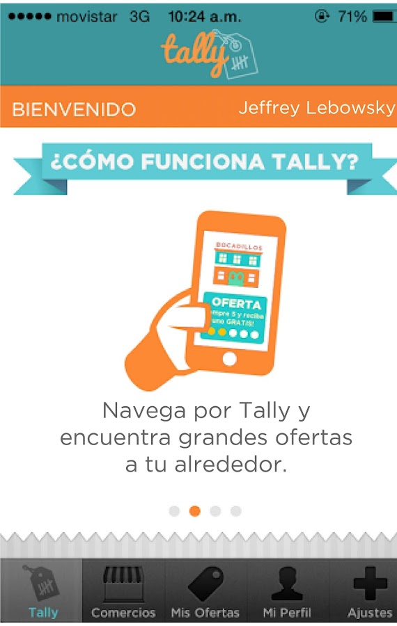 Tally Colombia- screenshot
